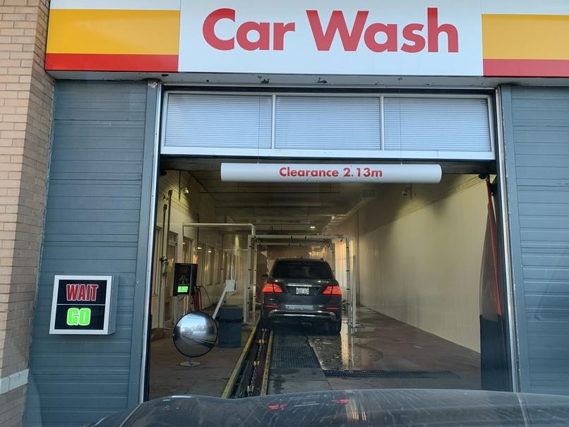 シェル Car Wash