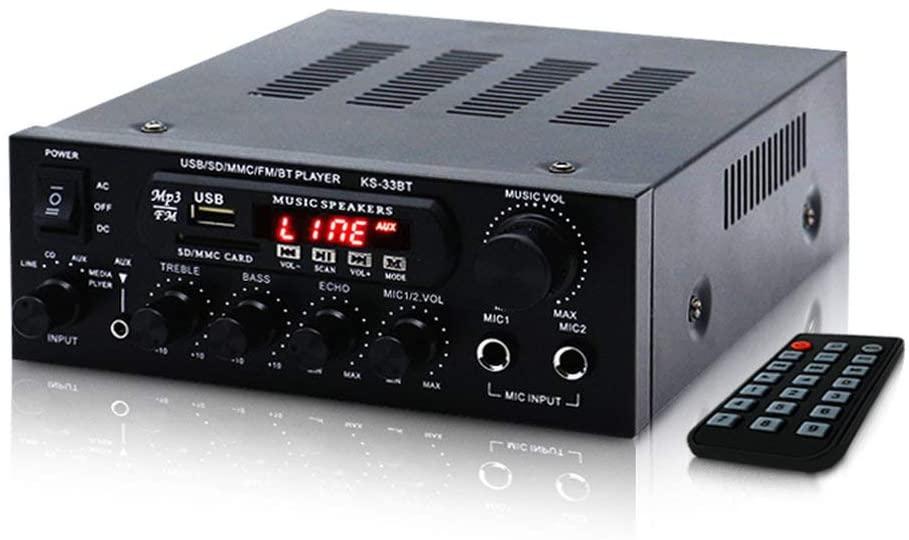 MIFO オーディオアンプ 150W(50W+50W)Bluetooth4.0