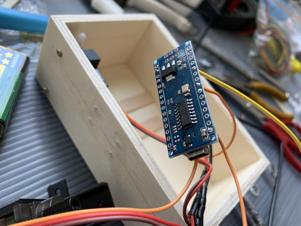Arduino Nano 半田付け