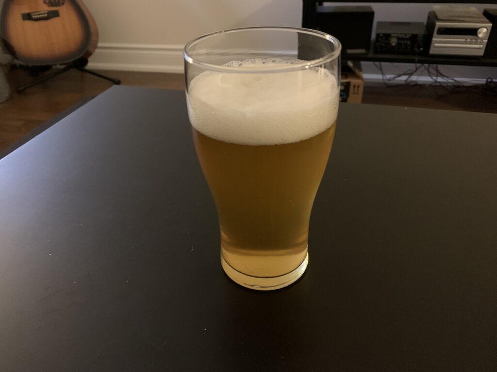 DIY自家製クラフトビール