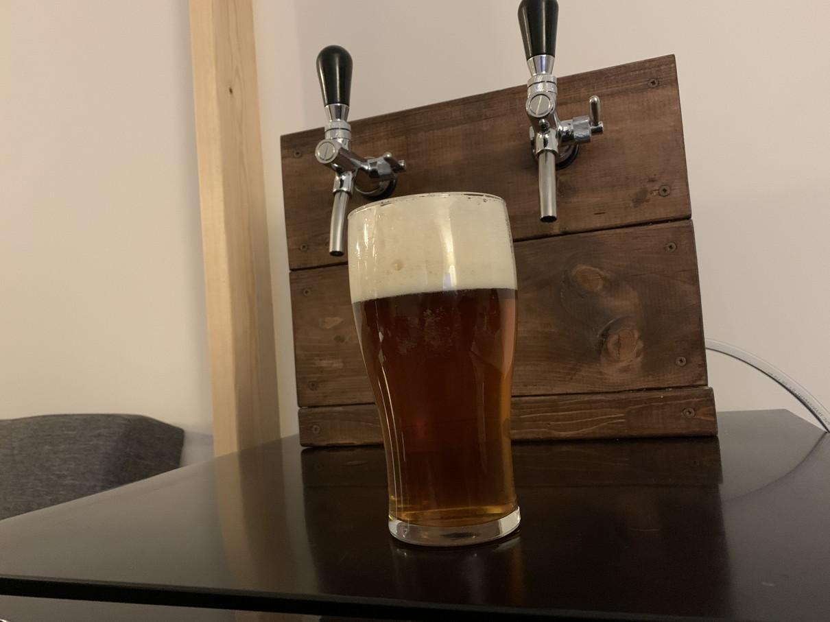 DIY 自宅ビールサーバー