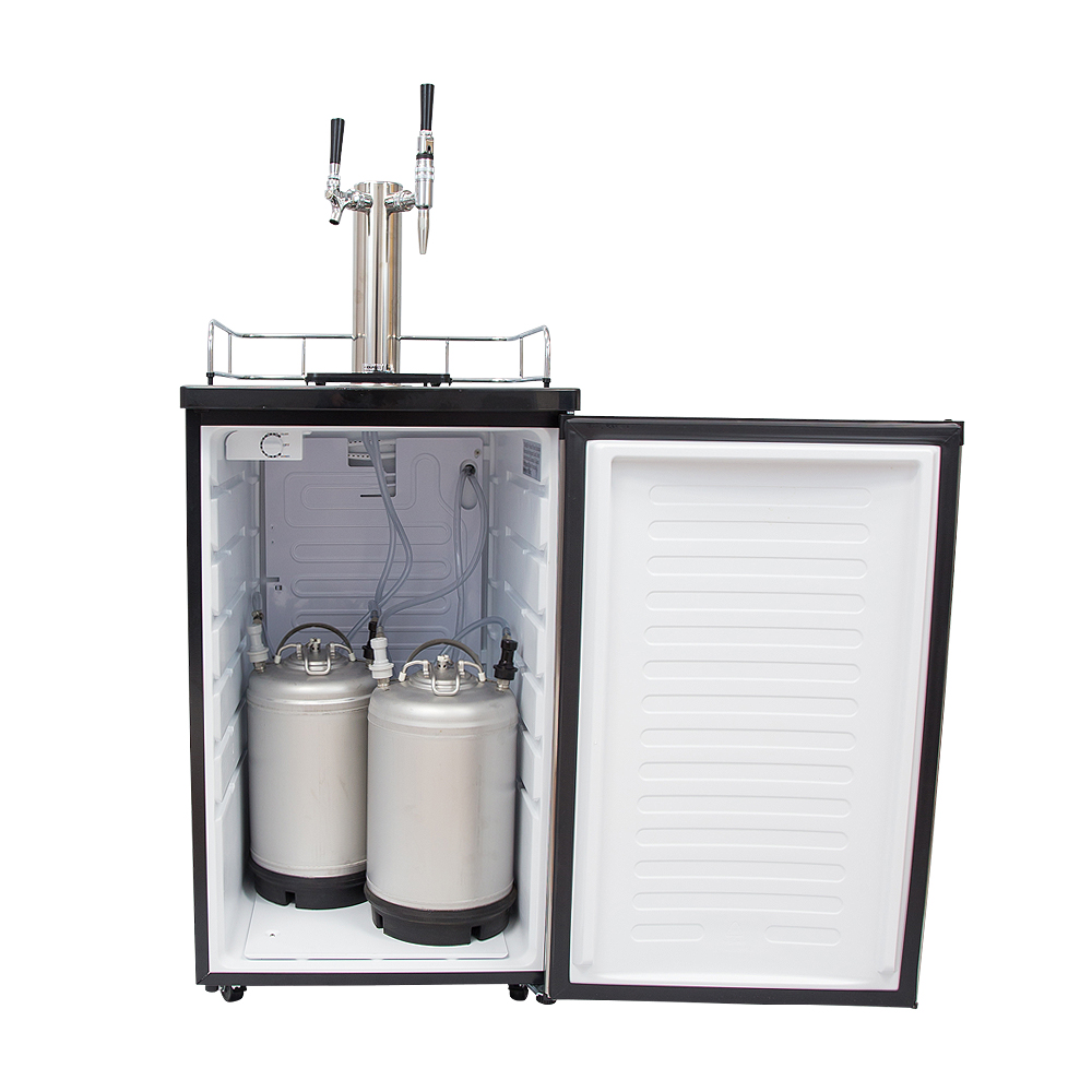 空冷式ビールサーバー Kegerator