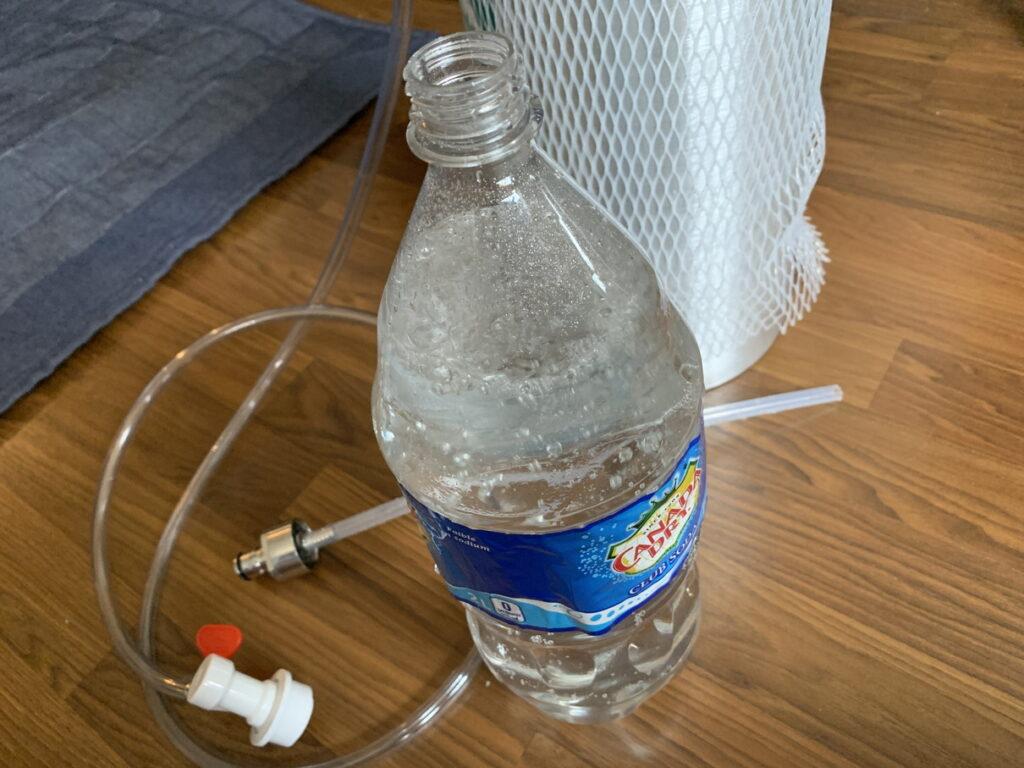 炭酸水完成
