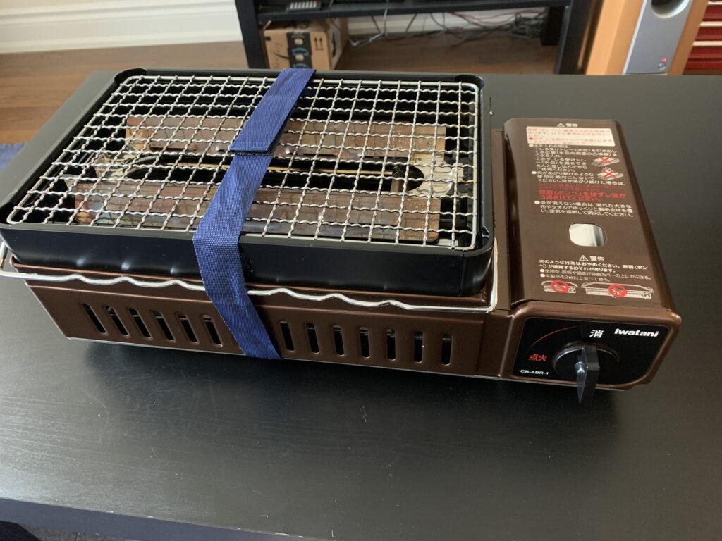 イワタニ 炉端焼き器 炙りや CB-ABR-1 本体