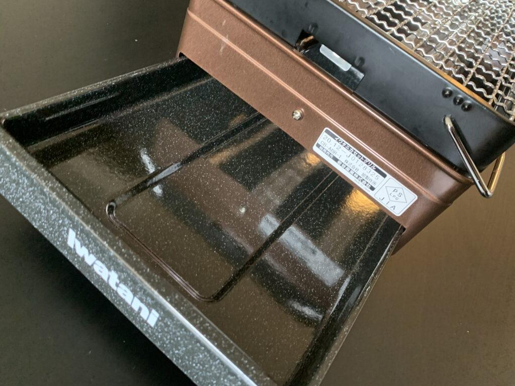 イワタニ 炉端焼き器 炙りや CB-ABR-1 水受け皿